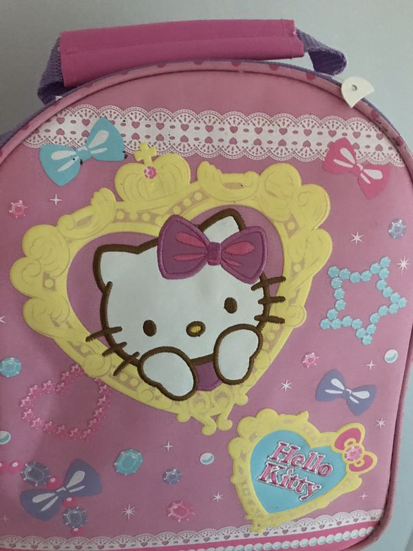 Hello Kitty lunch bag (NEW)