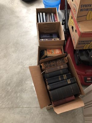 Old Bibles, reference books and Methodist Hymnals for Sale in Hanover, PA
