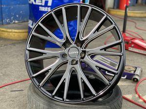 22x9 22x9.5 wheels IN STOCK!! for Sale in Pennsauken Township, NJ