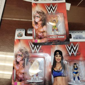 WWE Figures for Sale in Akron, OH