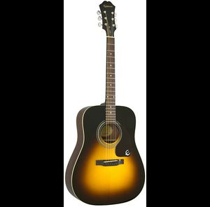 Epiphone PR-150 acoustic guitar vintage sunburst for Sale in Ashburn, VA