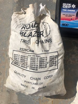 Tire chains for Sale in Orange, CA