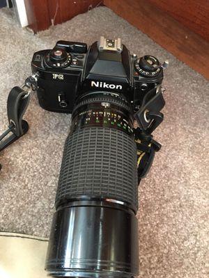 Minolta canon Nikon Pentax cameras for Sale in Strongsville, OH