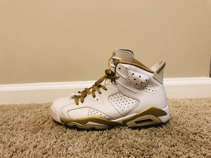 Jordan 6 Retro Golden Moments for Sale in Wake Forest, NC