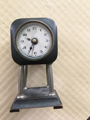 Antique German made travel alarm clock for Sale in Fresno, CA