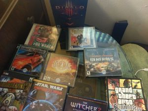 PC games for Sale in Tustin, CA