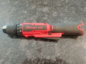 Snap-on tools 14.4v battery straight drill for Sale in Romeoville, IL