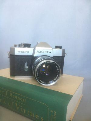 Yashica TL Electro Film Camera for Sale in Lorton, VA