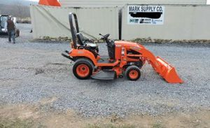 2012 Kubota BX1860 Sub Compact Tractor Loader Belly Mower 4X4 3 Point Hitch PTO! for Sale in San Francisco, CA