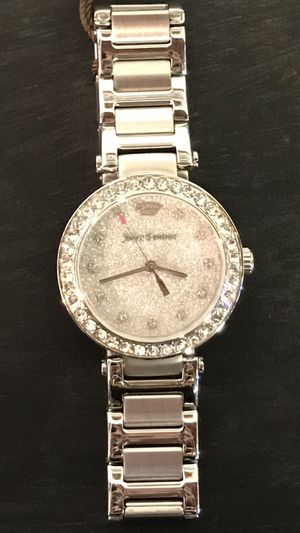 Juicy Couture Women's Victoria Glitter Dial Crystal Watch for Sale in Cypress, CA