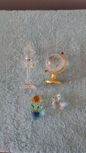 Crystal and glass decorations for Sale in Brunswick, OH