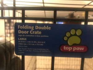 Large Dog kennel for Sale in Gallatin, TN