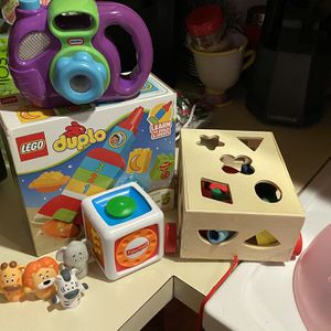 Misc Gently Used To Brand New Baby Toys for Sale in Tyngsborough, MA