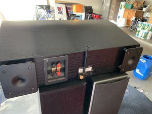 Home theater (Polk audio speakers) for Sale in Mesa, AZ