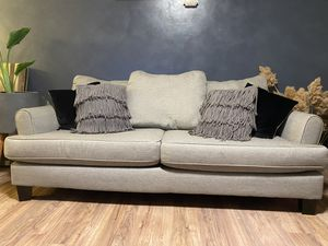 Gray couch for Sale in Payson, UT