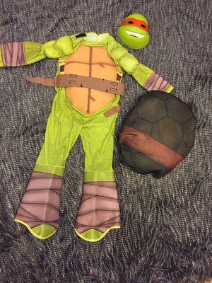 turtle 🐢 ninja costume size 8/10 for Sale in Maricopa, AZ
