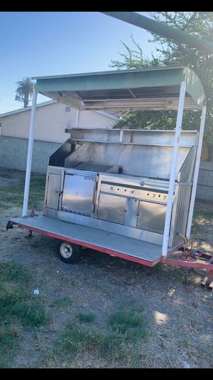 Mobile food trailer for Sale in Carson, CA