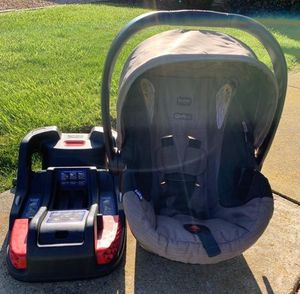 Britax Car Seat & Base for Sale in San Jose, CA