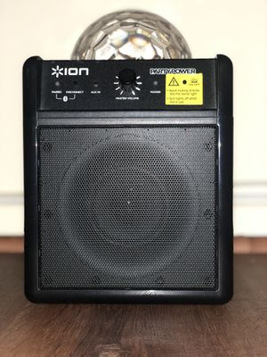 Ion Bluetooth speaker (read description pls) for Sale in Phillips Ranch, CA