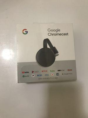 Google Chromecast streaming player new in box-FIRM for Sale in Santa Susana, CA