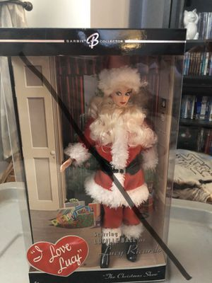 I love Lucy Santa Barbie for Sale in West Valley City, UT
