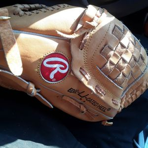 Rawlings RGB34 Baseball Glove for Sale in Sacramento, CA