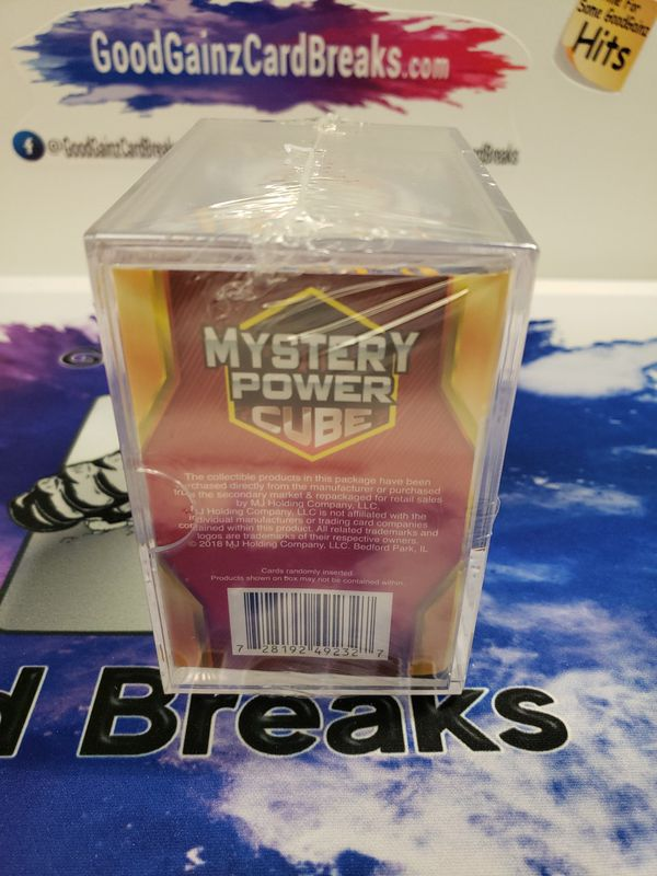 BRAND NEW Pokemon Mystery Cube