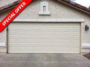 16x7 Garage door installed for Sale in GOODLETTSVLLE, TN
