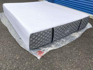 California King size Mattress ! Puffy Mattress ! Puffy Royal Mattress ! Cali king mattress ! Free delivery for Sale in Sacramento, CA