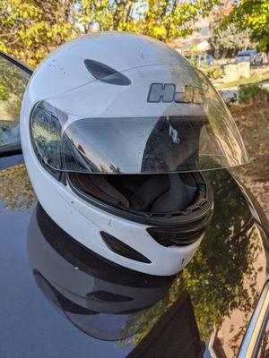 Large HJC motorcycle helmet for Sale in San Jose, CA