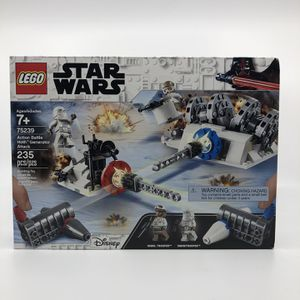 LEGO STAR WARS Action Battle Hoth Generator Attack for Sale in Hanover, MD