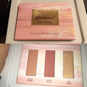 Wander Beauty highlight and blush palette for Sale in Medford, OR