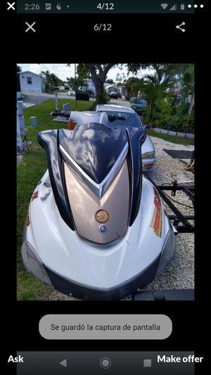 2006 Yamaha Fx Deluxe for Sale in Miramar, FL