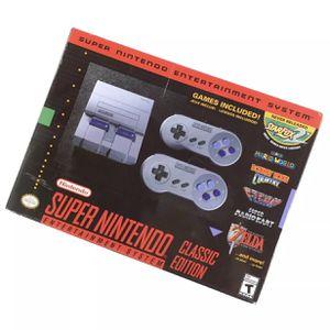 New Super Nintendo Entertainment System SNES Classic Mini Edition 21 Games for Sale in Hoboken, NJ