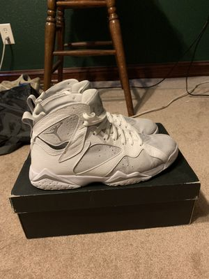Jordan 7 pure money for Sale in Trenton, IL