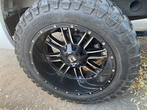 20 inch wheels on RBPs for Sale in Corona, CA