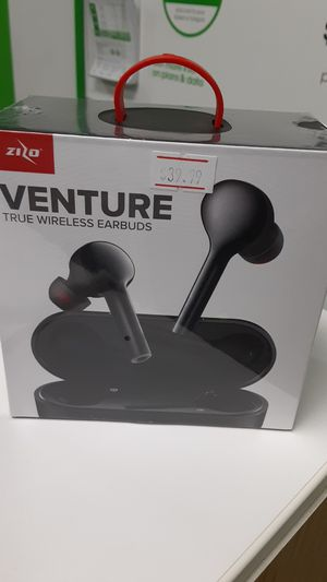 Venture wireless airbuds for Sale in San Angelo, TX