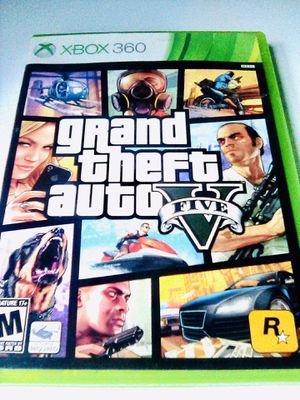GTA 5 (Xbox 360) for Sale in Raleigh, NC