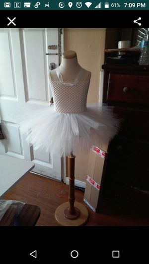 First communion flower girl or christams dress for Sale in Whittier, CA