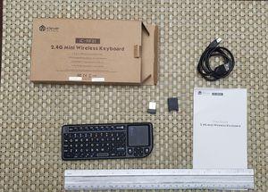 Computer wireless mini keyboard and trackpad for Sale in Fontana, CA