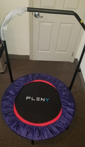 Exercise trampoline for Sale in New Cumberland, PA