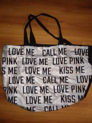 Pink tote bag for Sale in Overland, MO