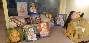 Indian wall art for Sale in Elk Grove Village, IL