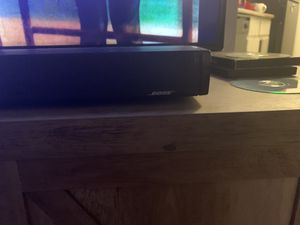 Bose sound touch 300 home theater system 5.1 for Sale in Phoenix, AZ