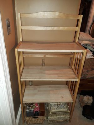 4 Shelving unit folds for storage for Sale in Pawtucket, RI