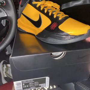 Kobe 5 V Protro Bruce Lee Size 9 for Sale in Miami, FL