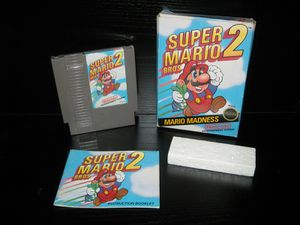 Super Mario Bros 2 NES Nintendo System Console Video Games for Sale in Lake Wales, FL