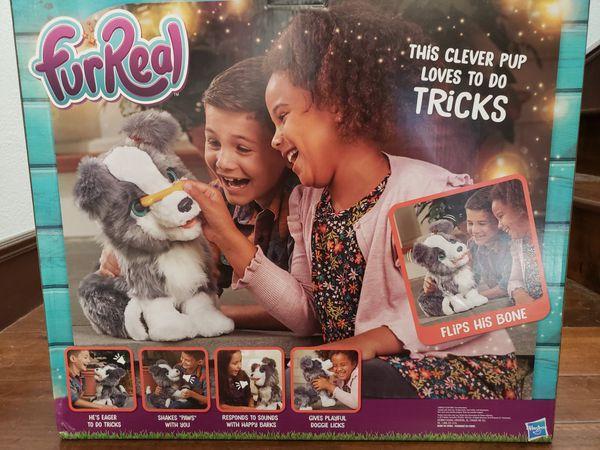 FURREAL RICKY PLUSH PERFECT CHRISTMAS GIFT!!!