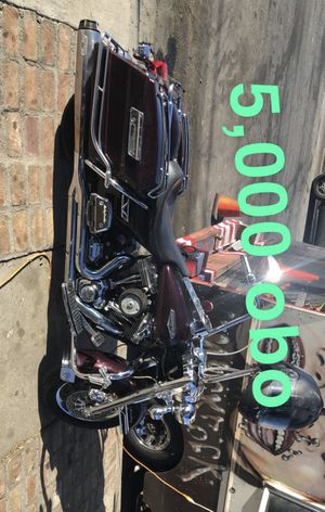 2004 Harley Davidson Road King for Sale in Los Angeles, CA