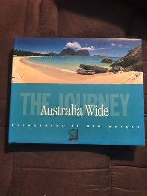 Australia Photography Book for Sale in Sanford, FL